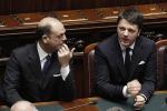 """Alfano apre al rinvio del referendum dopo il sisma. Renzi: """"Ipotesi che non esiste, punto"""""""