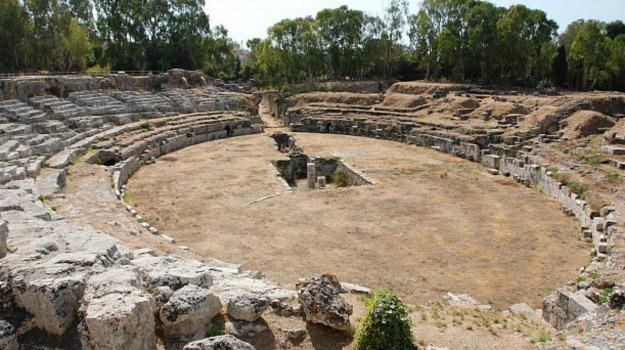 anfiteatro romano siracusa, Siracusa, Cronaca