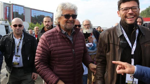 m5s, regionali in sicilia, regionarie, Beppe Grillo, Sicilia, Politica