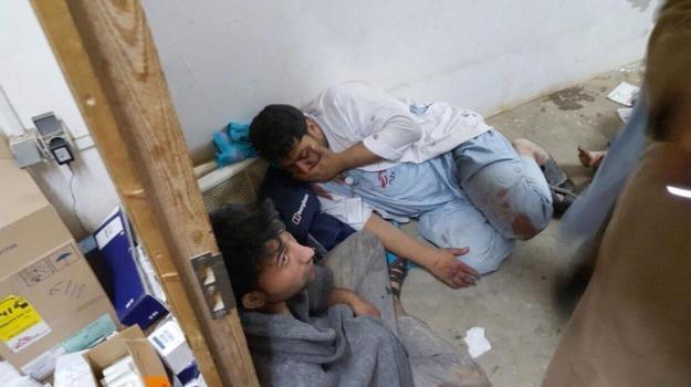 afghanistan, bombardamenti, kunduz, medici senza frontiere, raid, Sicilia, Mondo