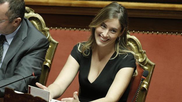 ddl, riforme, Senato, Maria Elena Boschi, Matteo Renzi, Sicilia, Politica