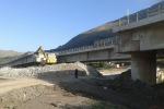 Viadotto Himera, demolito un tratto con sistema mai usato in Italia