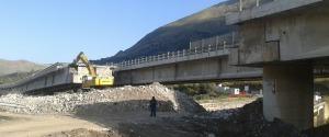 Palermo-Catania, a quasi 3 anni dal crollo assegnati i lavori per ricostruire il viadotto Himera