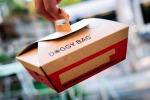 """Contro lo spreco di cibo parte la campagna """"doggy bag"""": l'idea di un'azienda palermitana"""