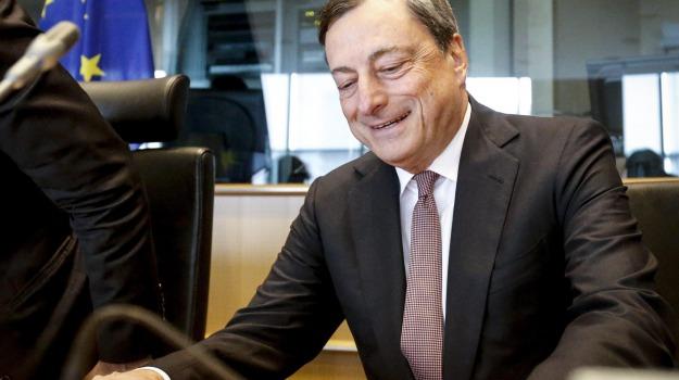 Bce, borsa, mercati, milano, mps, Sicilia, Economia