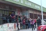 Palermo, corteo per chiedere la liberazione dello studente arrestato a Cremona
