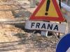 Frana sulla SS 122 Agrigentina, chiuso il tratto vicino Caltanissetta