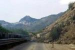 Smottamento sulla Catania-Messina Pizzo: in Sicilia sta franando di tutto
