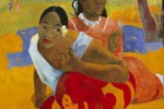 Nafea Faa Ipoipo (When will you marry) di Paul Gauguin