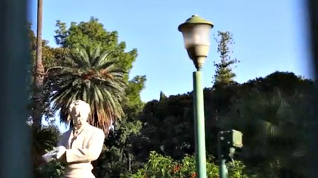 giardino, illuminazione, luce, Palermo, Cronaca