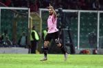 Il miglior Palermo di stagione, l'Inter costretta al pari al Barbera