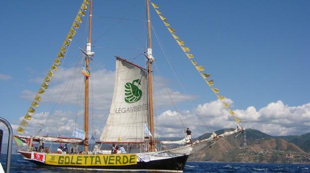 goletta verde, mare agrigento, Agrigento, Cronaca