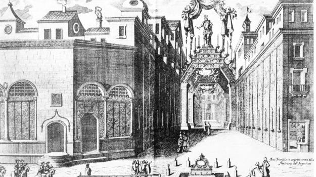 archeologia, editti, gioielli, mappa, Palermo, Sicilia, Cultura