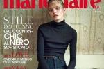 Modella magrissima in copertina: l'ira del web. La direttrice: una sana taglia 38