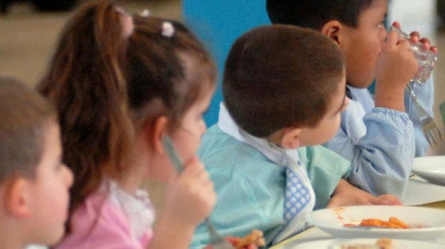 mensa, messina, scuole, Messina, Economia