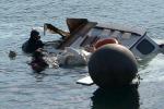 Nei fondali siciliani un barcone naufragato 20 anni fa, imprigionati i corpi di 283 migranti