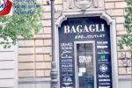 Bagagli, uno dei negozi sequestrati affidati all'avvocato Walter Virga