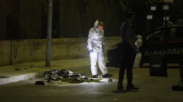 omicidio sciacchitano, MIrko Sciacchitano, Palermo, Cronaca