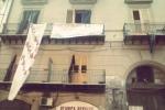 Collettivo studentesco occupa un palazzo nel centro storico