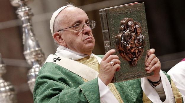 catechesi, Papa Francesco, perdono, roma, scandali, vaticano, Sicilia, Cronaca