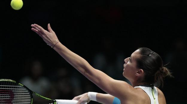 masters, Singapore, Tennis, Sicilia, Sport