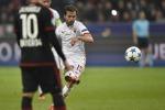 Il centrocampista della Roma Miralem Pjanic