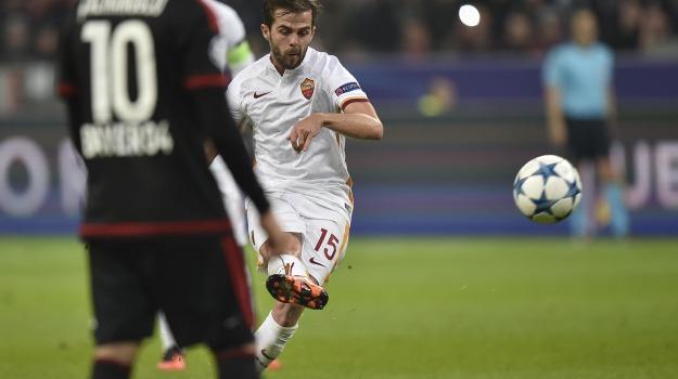 Bayer Leverkusen-roma, champions league, girone di qualificazione, Daniele De Rossi, Sicilia, Sport