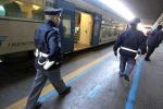 Raid notturno dei ladri alla stazione di Agrigento bassa