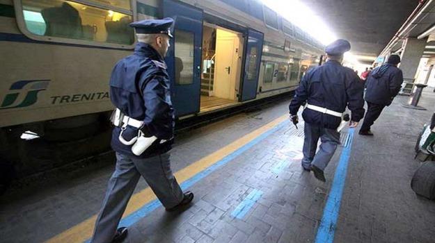 ladri, stazione, Agrigento, Cronaca