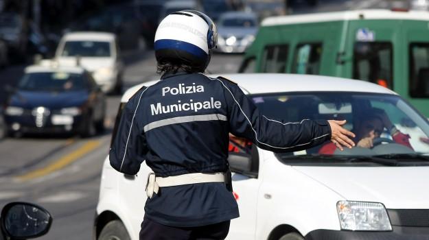 Vigili urbani a Trapani, Trapani, Cronaca