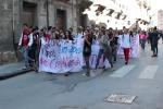 Capizzi, per protesta studenti in corteo per 25 chilometri