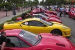 Classic e Tribute Ferrari, prima tappa a Taormina