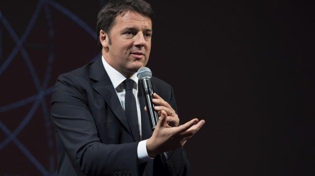Matteo Renzi, Sicilia, Domani in Edicola