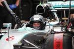 In Brasile solito copione delle Mercedes Rosberg davanti a Hamilton e Vettel