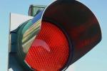 Distrutto il semaforo del quadrivio per Triscina