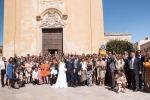 Matrimonio da favola per due romani a Favignana
