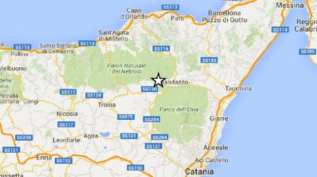 scossa, sisma, terremoto, Catania, Cronaca
