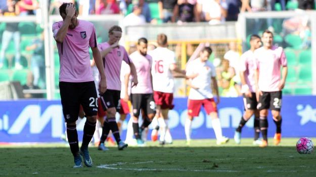 Calcio, palermo-roma, SERIE A, Alberto Gilardino, Beppe Iachini, Maurizio Zamparini, Palermo, Calcio