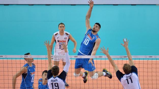 europei, italia-slovenia, volley, Andrea Giani, Sicilia, Sport