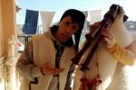 Tradizioni popolari, zampognari in piazza a Licata
