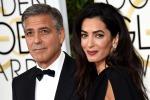 """Amal è incinta, George Clooney padre ansioso: """"Non la perde di vista un attimo"""""""