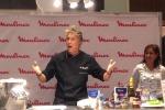 Andrea Mainardi al Forum di Palermo, cooking show con lo chef di Rai1 - Foto