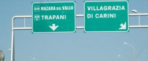 Auto contromano sulla Palermo-Mazara, bloccato giovane di Partinico