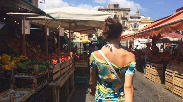 ballarò, comune, mercato coperto, Palermo, Economia