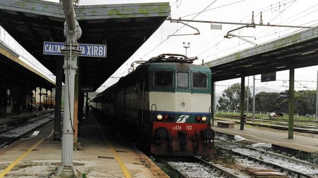 ferrovie, Xirbi, Caltanissetta, Cronaca