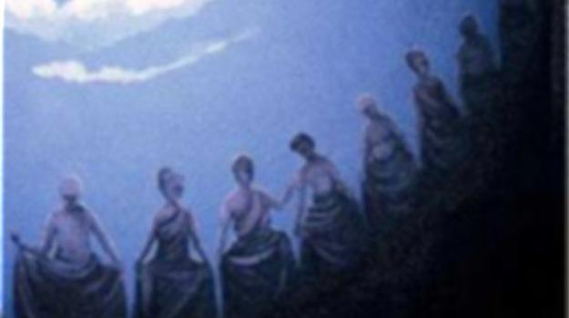 donne di fuora, folklore, Sicilia, Società