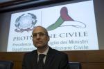 Protezione civile, Curcio lascia: al suo posto arriva il vice Borrelli