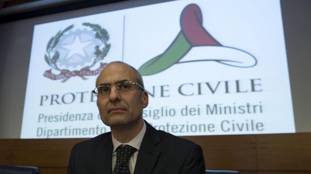 dimissioni capo protezione civile, protezione civile, Fabrizio Curcio, Sicilia, Politica