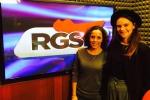 Foto e sorrisi, Francesca Michielin sui social: la mia giornata a Tgs ed Rgs