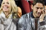 """Per fortuna che c'è Ilary, parla Totti: """"E' lei che mi fa stare tranquillo"""""""